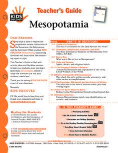 Mesopotamia kids discover register free kids discover amp download
