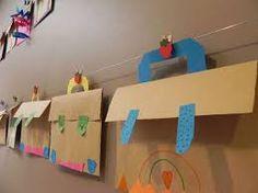 Što sve imamo u torbi Life Skills Classroom, Preschool Classroom, Preschool Crafts, Art Lessons For Kids, Art For Kids, Crafts For Kids, Back To School Kids, Art School, School Displays