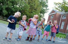 CP Photography | Back to School #backtoschool #elementaryschool #books #backpacks #photography #childphotography #fallphotography #bostonphotographer #fall #september #school