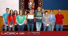 Ya se conocen los ganadores de la XVII Olimpiada Matemática de Cuenca, organizada por la Sociedad Castellano-Manchega de Profesores de Matemáticas con el apoyo de la Diputación Provincial de Cuenca, y, en consecuencia, ya se saben los nombres de los seis alumnos de Secundaria que van a