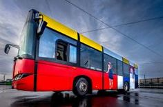 Creative Street Art Buses in Norway – Fubiz Media Street Art, Norway, Illustration, Creative, Buses, Murals, Projects, Log Projects, Blue Prints