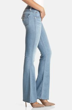 "Hudson ""I Got Soul"" Bootcut Jeans from Nordstrom"