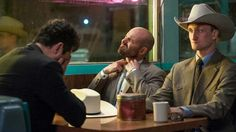 """Every time that Fiore says anything. Preacher: episode 6 """"Sundowner"""""""