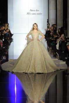 Vestidos para formandas, madrinhas e noivas - Coleção haute couture Zuhair Murad 2015