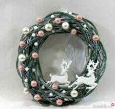 Wianek na drzwi,wianek Boże Narodzenie Manicure, Merry Christmas, Diy, Jewelry, Nail Bar, Merry Little Christmas, Nails, Jewlery, Bricolage