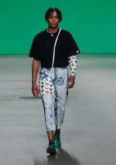 Jan Cerny Printemps/été 2018, Menswear - Fashion Week (#30225) France Fashion Week Hommes, Mens Fashion Week, Sequin Skirt, Menswear, France, Skirts, Model, Style, Spring Summer