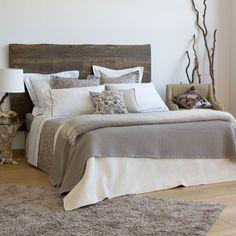 Ropa de cama Zara Home Zara Home Decor, Zara Home Bedroom, Dream Bedroom, Master Bedroom, Bedroom Decor, Cama King, Minnesota Home, Gold Bed, Head Boards