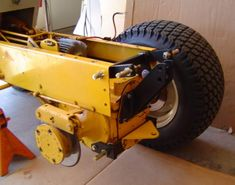 IH Cub Cadet Forum: Archive through April 2005 Lawn Tractors, Tractor Mower, Lawn Mower, Lawn And Garden, Garden Tools, Garden Tractor Pulling, Garden Tractor Attachments, Cub Cadet, Small Engine