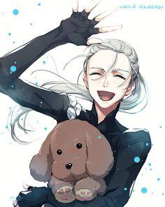 Victor/Yuri!!! on Ice