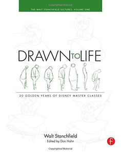 Drawn to Life: 20 Golden Years of Disney Master Classes: Volume 1: The Walt Stanchfield Lectures by Walt Stanchfield http://www.amazon.com/dp/0240810961/ref=cm_sw_r_pi_dp_IjfIvb0RH4FNQ