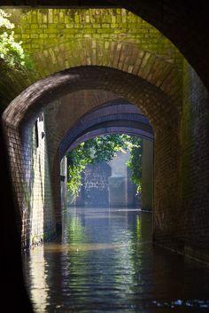 The Binnen-Dieze in 's-Hertogenbosch