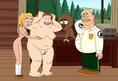 Brickleberry rule 34