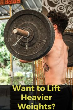 Want to Lift Heavier Weights? #crossfit