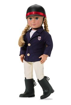 Our Generation Read and Play Set - Lily Anna : Target Mobile Plastic Boots, Og Dolls, Riding Breeches, Our Generation Dolls, Doll Crafts, Complete Outfits, Girls 4, Girls Accessories, Outfit Sets