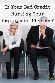 Your bad credit can affect you in getting a good job offer. Bad credit and personal finances can have a negative impact on your job search and the job offers you get. You may be surprised when applying for a job thanks to your poor finances.