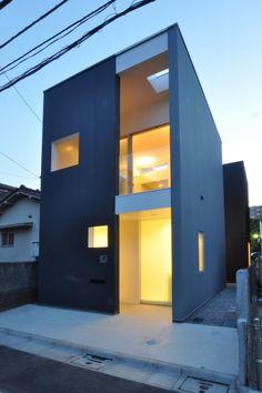 © Takeshi Komada LW House / Komada Architects' Office
