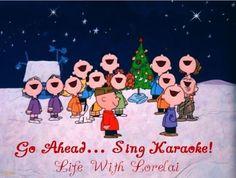 Go Ahead... Sing Karaoke! #6 - Christmas Edition | Life With Lorelai
