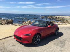 To Pebble Beach and Back: Road Testing the 2016 Mazda MX-5 Miata - ForbesLife