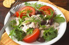 Easy Mediterranean Salad recipe