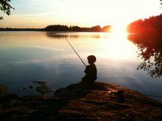 Die Ferienhäuser von Mökkiavain befinden sich in toller Seelage, #Tampere - http://www.nordicmarketing.de/ferienhaeuser-moekkiavain/