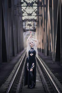 Model: Silverrr Photo: Aneta Pawska - Enchanted Stories Clothes: Askasu Welcome…