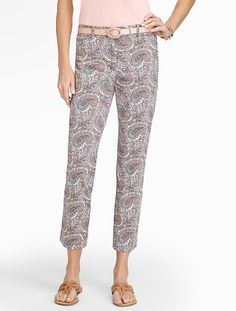 The Perfect Crop - Heritage/Paisley