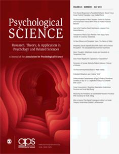 """Preliminary evidence for the effectiveness of personality-targeted ads: New research article shows how ads designed to appeal to specific personality traits are received particularly positively by consumers who score high on those traits. (Hirsh, Kang & Bodenhausen's """"Personalized Persuasion: Tailoring Persuasive Appeals to Recipients' Personality Traits"""" is in the April 30, 2012 issue of Psychological Science)"""