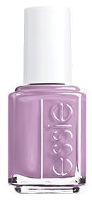 Lavender: A bright trend calls for pretty purple nails.