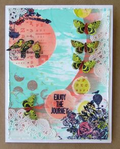 Created by Suzz with her masterboard she created for the Simon Says Stamp Monday Challenge Carnival.  August 20113