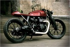 TRIUMPH SPEED TWIN | BY ROD AND TOD DESIGN