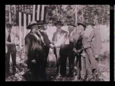 Footage of Civil War Veterans at 50yr Anniversary in 1913 & 75yr Anniversary in 1938