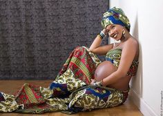 Hot Shots: See Full Set Of Viral Pictures Of Beautifully Pregnant Lady By E.P.Photografia   FashionGHANA.com: 100% African Fashion