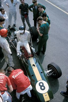 Jim Clark---super cool