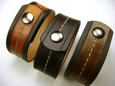 Featherweight Wristband by A. B. Newell.