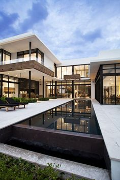 Used to drive through this area on A1A in South Florida, stunning ocean front homes. South Island Residence by KZ Architecture, Golden Beach, Florida | http://www.designrulz.com/design/2014/08/south-island-residence-kz-architecture-golden-beach-florida/