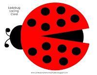 Letter L for Ladybug