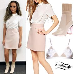 a2e984101a4 Jade Thirlwall posted a picture a couple of weeks ago wearing an ASOS A-Line