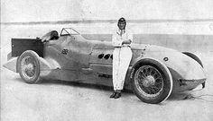 Malcolm Campbell- Bluebird 1928