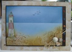 Crafty Salutations: Seaside scenes