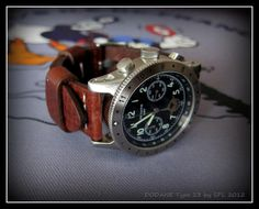 Aviator Watches - Love the strap!