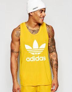 23 Best TANKS images | Adidas, Athletic tank tops, Tank man