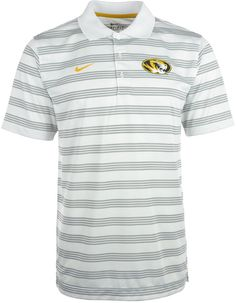 Be sure to grab the Nike NCAA Preseason polo shirt, featuring Dri-FIT technology and professional golf styling. With contrast stripes and a…