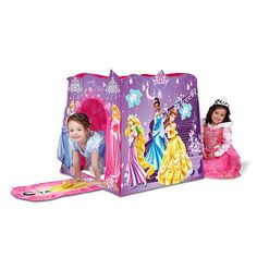 Disney Princess Hide N' Play Tent All Toys, Toys R Us, Toys For Boys, Games For Kids, Princess Toys, Little Princess, Disney Princess, Tent Design, Disney Toys