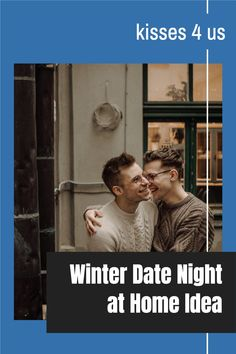 You don't need to go out to have fun with Kisses 4 Us! Enjoy Date Night at Home this Winter!