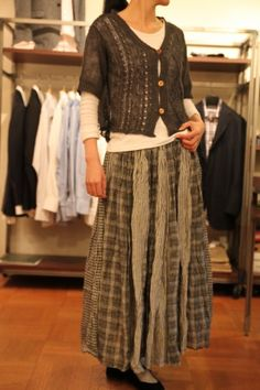 Please tell me you think this is as amazing as I do... I mean, I can change the world wearing a skirt line this!