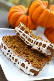 Baker Homemaker: Pumpkin Bread