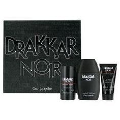 Guy Laroche Drakkar Noir Fragrance Set for Men