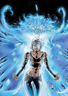 Phoenix - Rachel Summers #xmen #excalibur #marvel