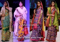 LOVE Gaurang's Rajasthan inspired fashion. Img credit: higheelconfidential