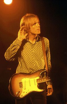 Tom Petty & The Heartbreakers, 1981, Allentown Fairgrounds, Pennsylvania